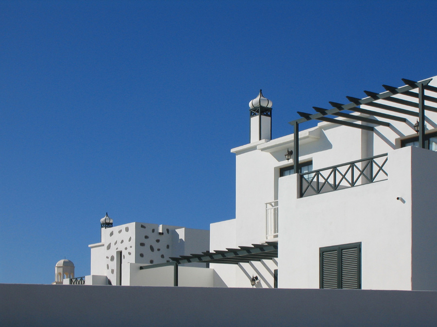 Haus auf Lanzarote