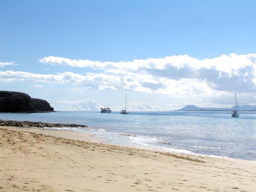 Strand auf Gran Canaria