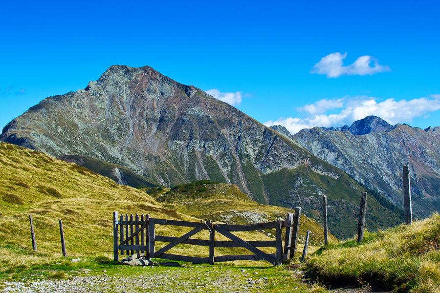 Auf Wanderschaft in Südtirol