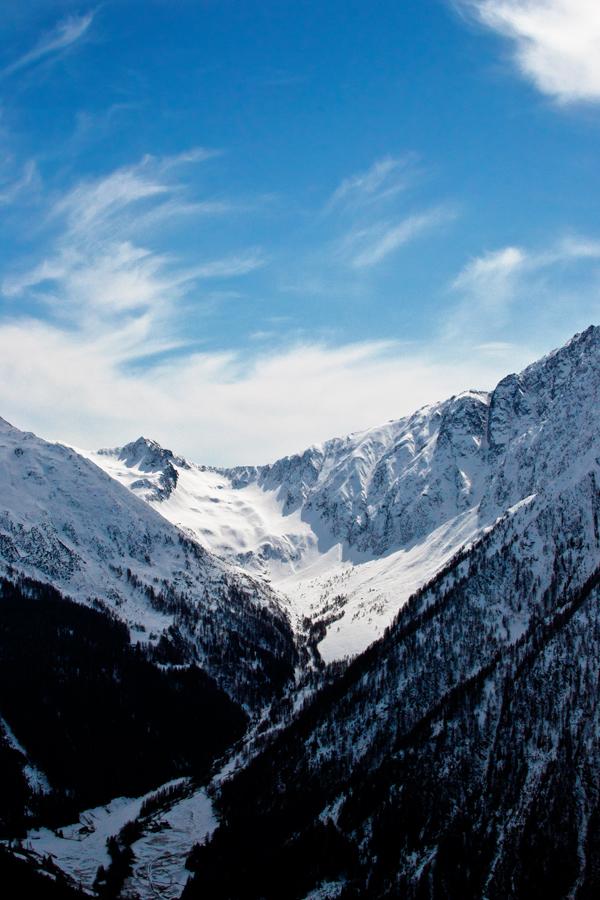 Passeier Alpen