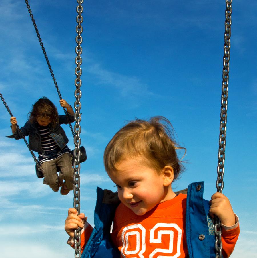 Freuden der Kindheit