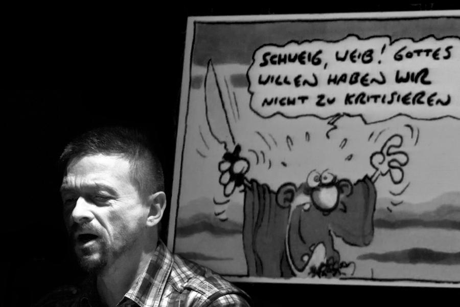 Ralf König liest