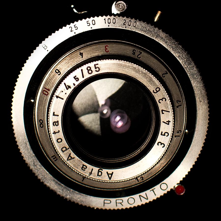 Das Auge der Kamera