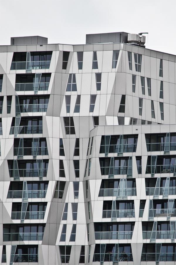 Fassade in Rotterdam