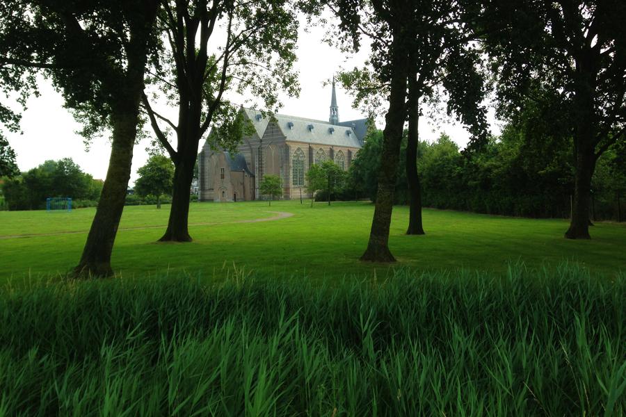 Kirche in Brouwershaven