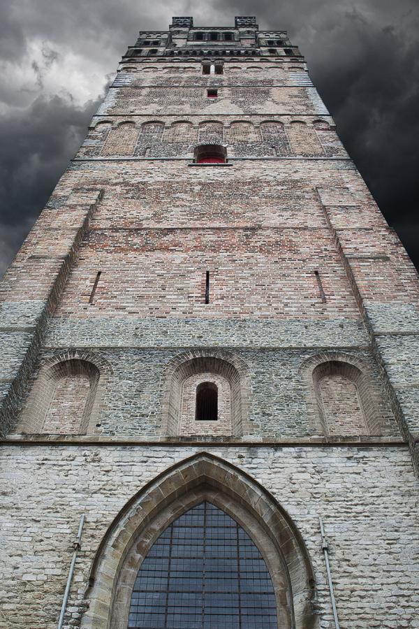 Kirchturm Brügge