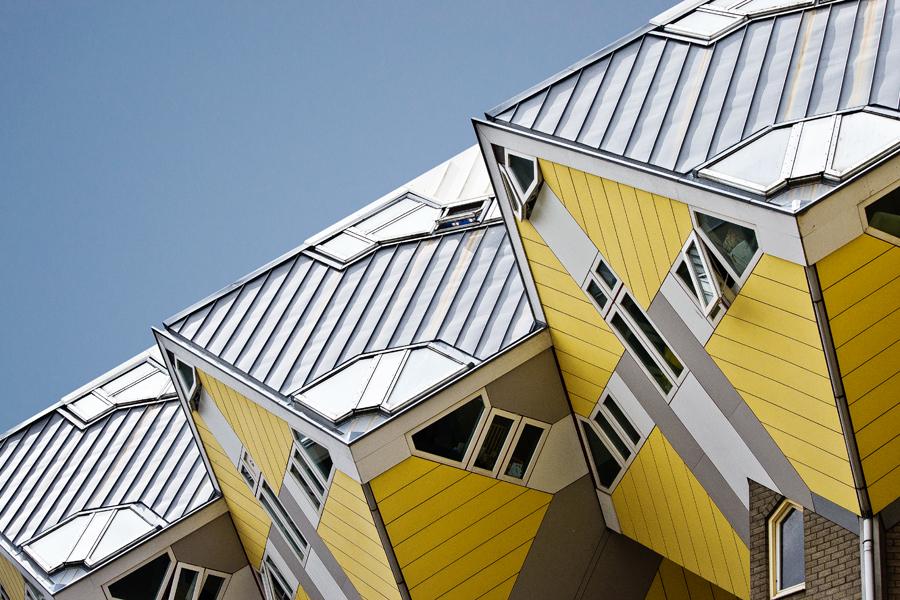 Gebäudefassade | Rotterdam