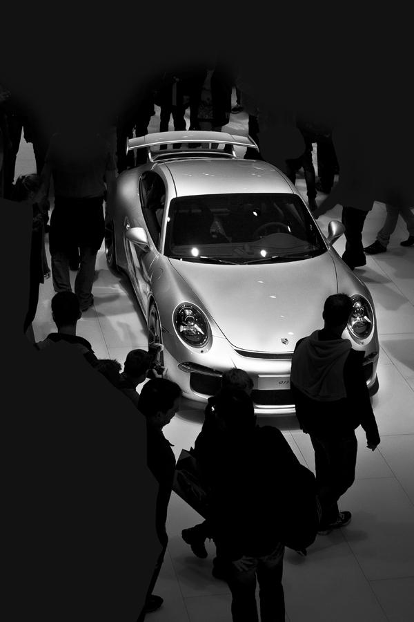Porsche 911 GT3 | IAA 2013