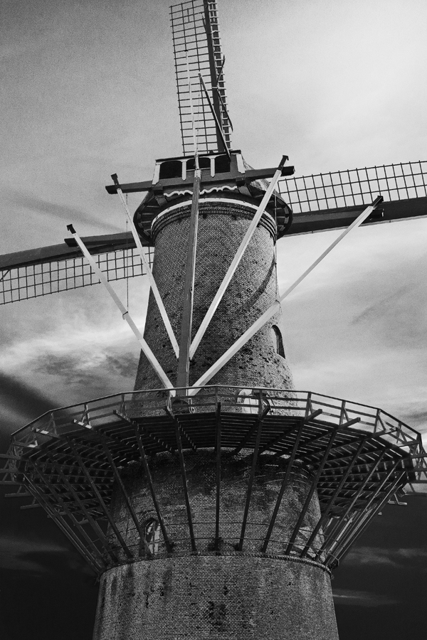 Windmühle in Zierikzee