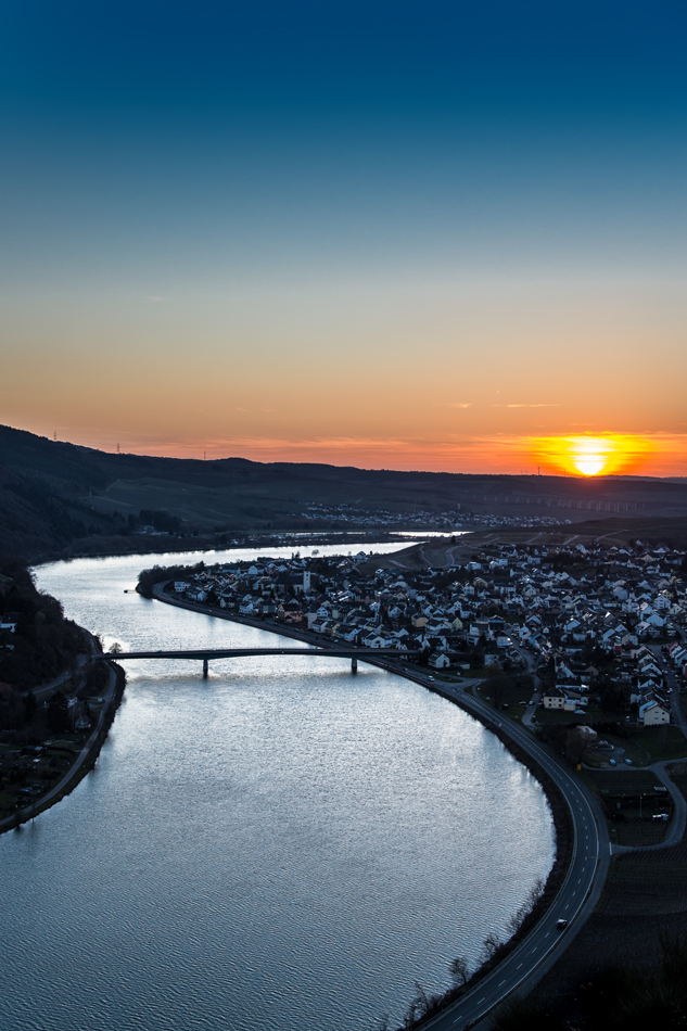 Mosel | Mehring