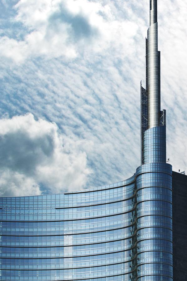 Architektur der Mächtigen | Mailand