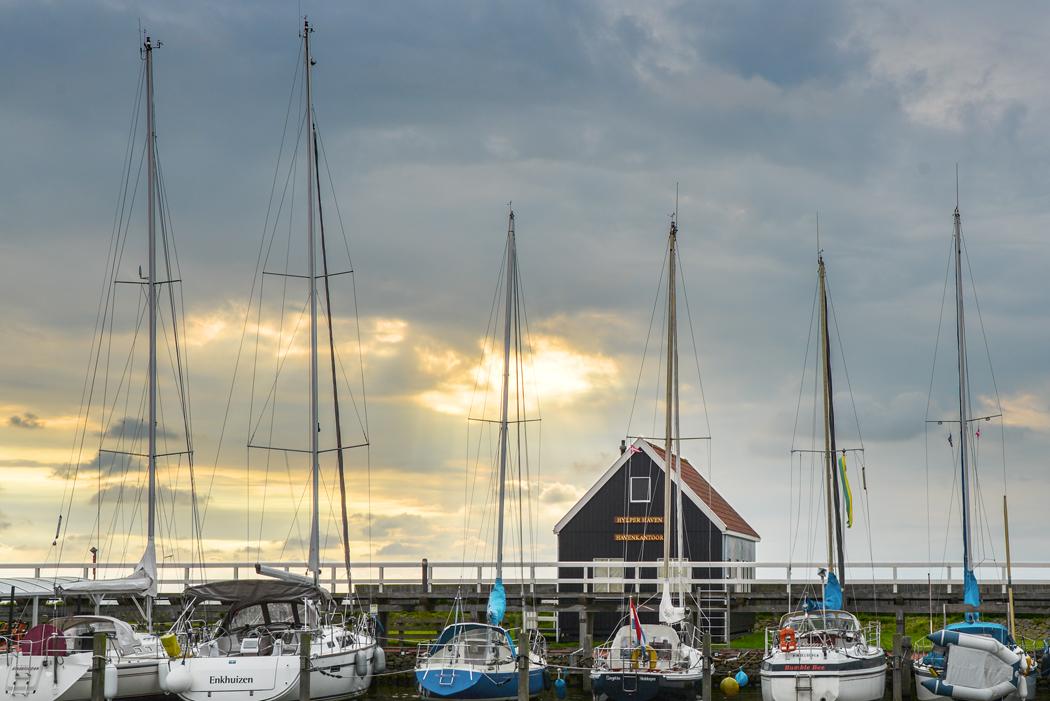 Hafen_Hindeloopen